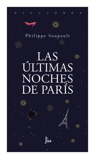 Las últimas noches de París - cover