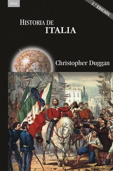 Historia de Italia - cover