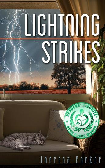 Lightning Strikes - An Andromeda Spencer Novel #1 - cover