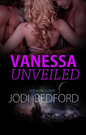 Vanessa Unveiled - cover