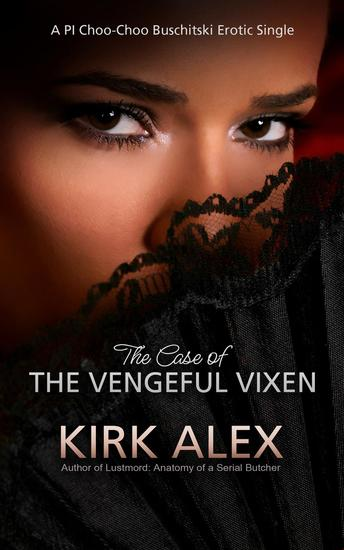 The Case of the Vengeful Vixen - cover