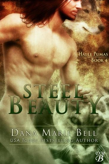 Steel Beauty - Halle Pumas #4 - cover