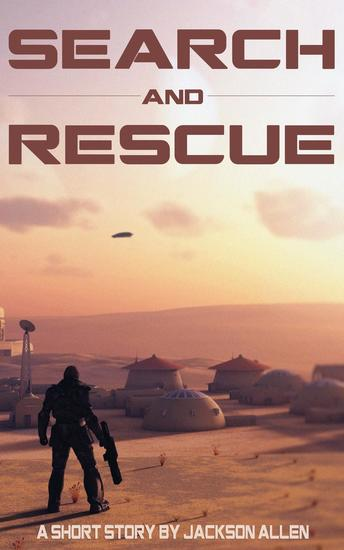 Search and Rescue - cover