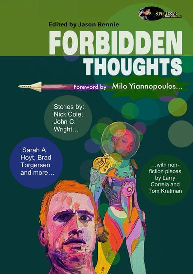 Forbidden Thoughts - cover
