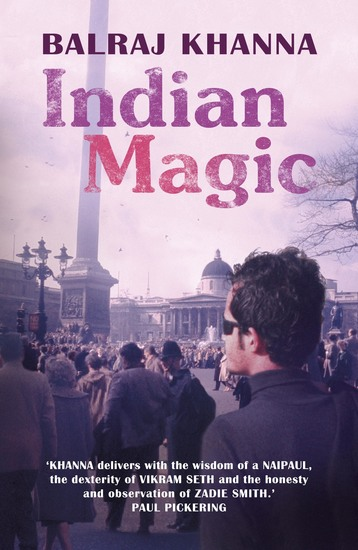 Indian Magic - cover