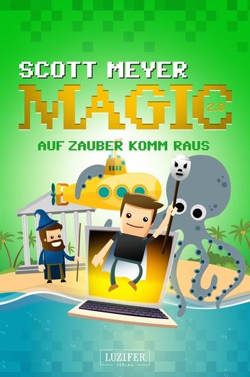 Auf Zauber komm raus - Fantasy Science Fiction - cover