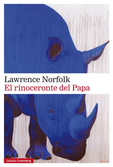 El rinoceronte del Papa - cover