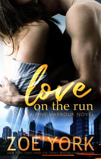 Love on the Run - Pine Harbour #5 - cover