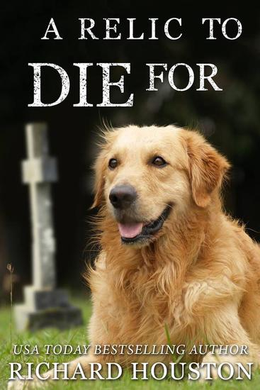 A Relic to Die For - Books To Die For - cover