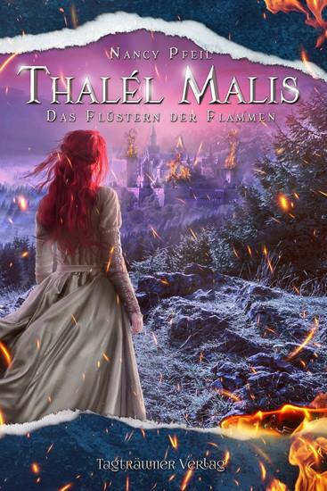 Thalél Malis - Das Flüstern der Flammen - cover
