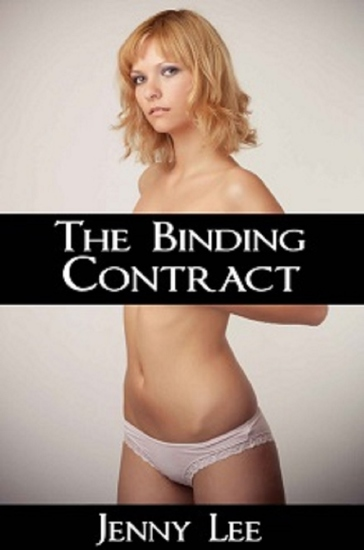 The Binding Contract - A Dark Tale - cover