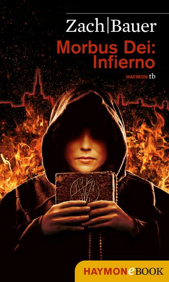 Morbus Dei: Infierno - Novela - cover