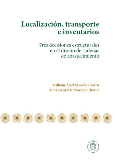 Localización transporte e inventarios - Tres decisiones estructurales en el diseño de cadenas de abastecimiento - cover