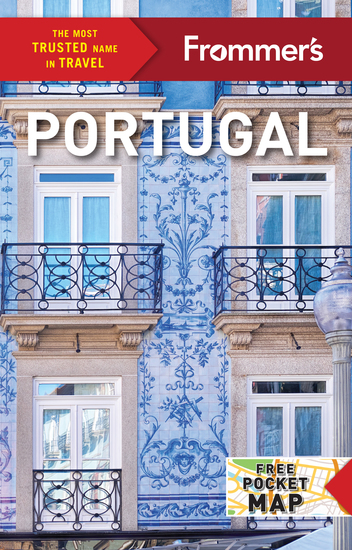 Frommer's Portugal - cover