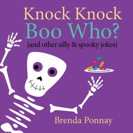 Knock Knock Boo Who? - and other silly & spooky jokes - cover