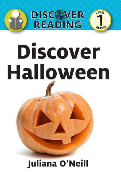 Discover Halloween - Level 1 Reader - cover