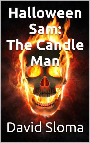 Halloween Sam: The Candle Man - cover
