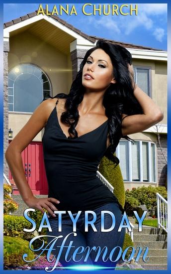 "Satyrday Afternoon - Book 2 of ""The Satyr Saga"" - cover"