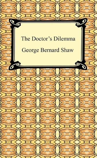 The Doctor's Dilemma - cover