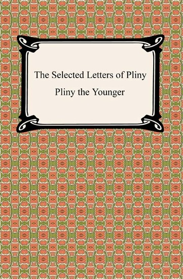 The Selected Letters of Pliny - cover