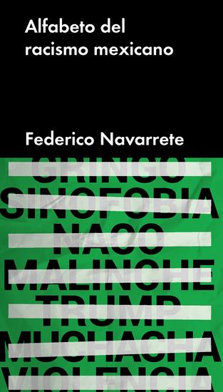 Alfabeto del racismo mexicano - cover