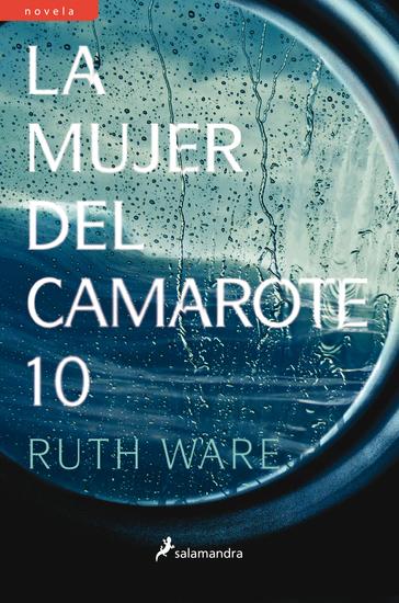 La mujer del camarote 10 - cover