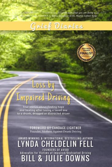 Grief Diaries - Loss by Impaired Driving - cover