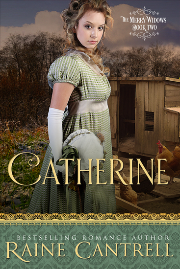 Catherine - The Merry Widows - Book Two - cover