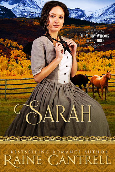 Sarah - The Merry Widows - Book Three - cover