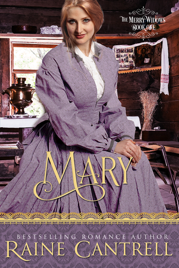 Mary - The Merry Widows - Book One - cover