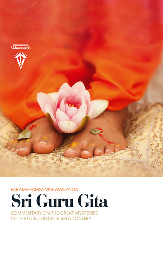 Sri Guru Gita - Commentary on the great mysteries of the Guru-disciple relationship - cover