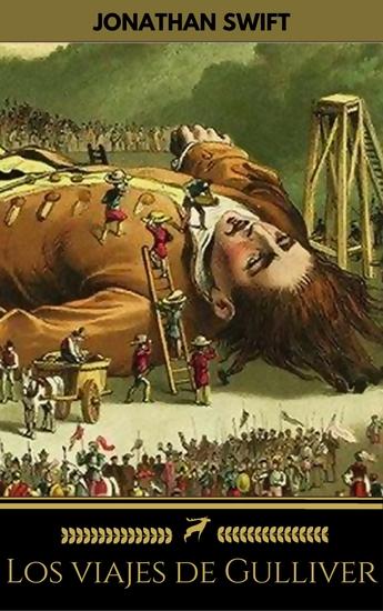 Los viajes de Gulliver (Golden Deer Classics) - cover