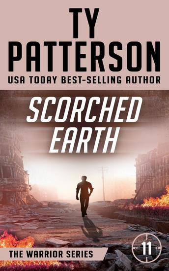 Scorched Earth - Warriors Series - cover