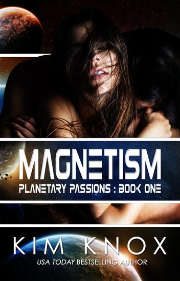 Magnetism - Planetary Passions #1 - cover