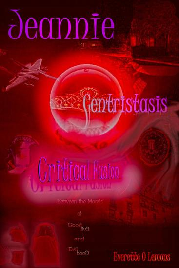 Jeannie-Centristasis - Critical Fusion #1 - cover