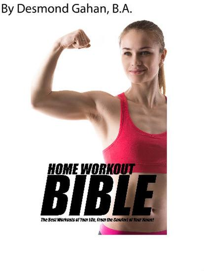 The Home Bible Workout - cover