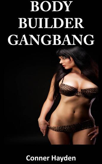 Bodybuilder Gangbang - cover