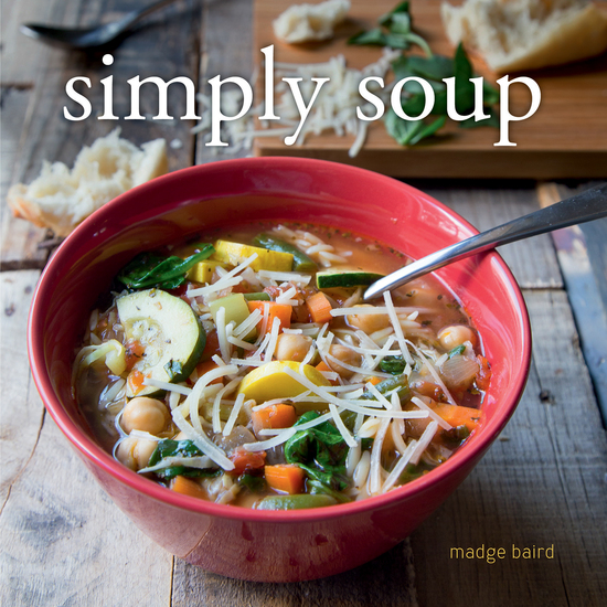 Simply Soup - cover