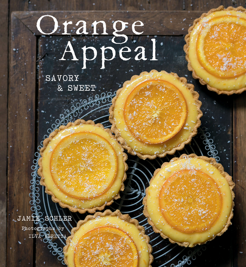 Orange Appeal - Savory and Sweet - cover