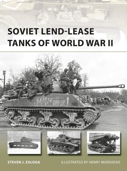Soviet Lend-Lease Tanks of World War II - cover
