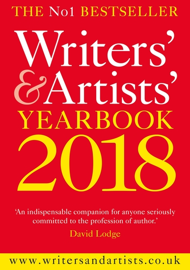 Writers' & Artists' Yearbook 2018 - cover
