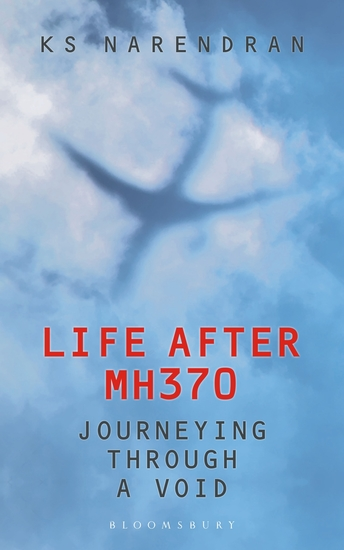 Life After MH370 - Journeying Through a Void - cover