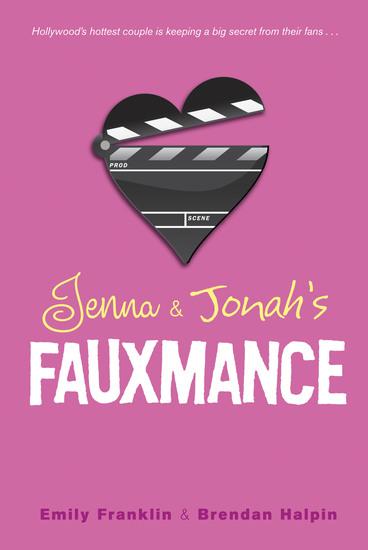 Jenna & Jonah's Fauxmance - cover