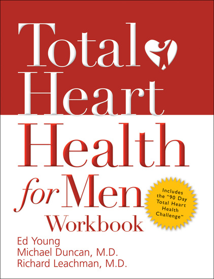 Total Heart Health for Men Workbook - cover