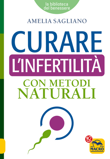 Curare l'Infertilità con Metodi Naturali - cover