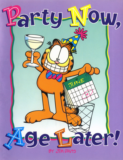 Party Now Age Later! - cover