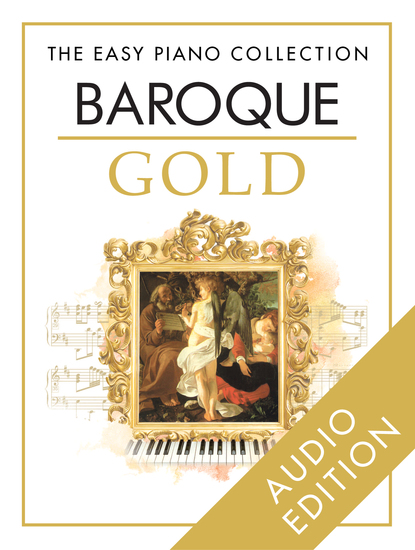 The Easy Piano Collection: Baroque Gold - cover