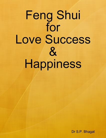Feng Shui for Love Success & Happiness - cover