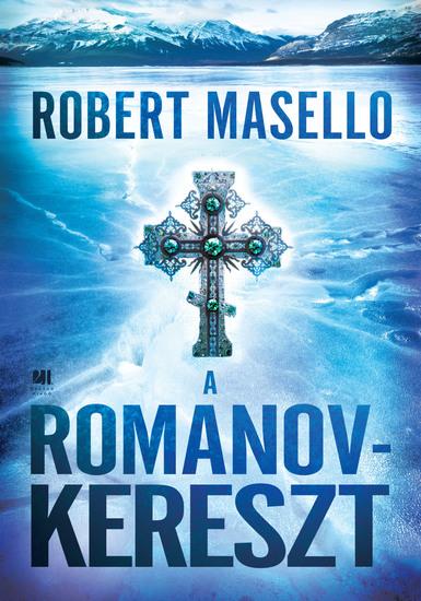A Romanov-kereszt - cover