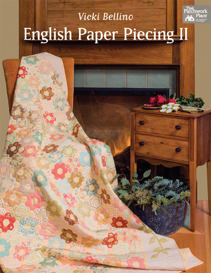 English Paper Piecing II - cover